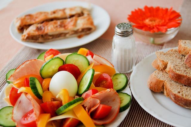 Kombinujte zdrave namirnice